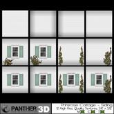 P3D Primrose Cottage - Siding