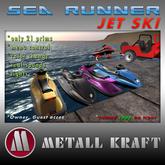 Sea Runner Jet Ski