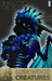 Luskwood Electric Blue Kellashee Avatar - Male - Complete Furry Avatar