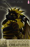 Luskwood Old Gold Kellashee Avatar - Female - Complete Furry Avatar