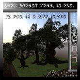 [PMF] Dark Forest Tree, 12 pcs.