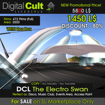 *** The Electro Swan Club - SPECIAL Offer!
