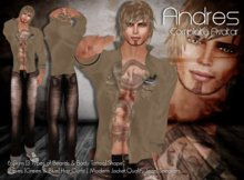 ANDRES ~ Complete Avatar ~ ++ PROMO Price ++