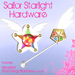 Sailor Starlight Hardware Sailor Moon