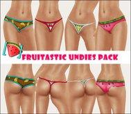 [KAYFO] Fruitastic Undies Pack
