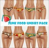 [KAYFO] Junk Food Undies Pack