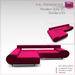 Full Perm Sculpted Modern Sofa VC Furniture Builder's Kit Set FULL PERM