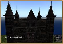 Dark Passion Vampire/gothic Castle