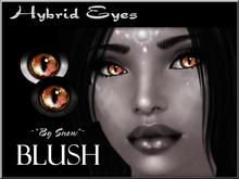 ~*By Snow*~ Hybrid Eyes (Blush)