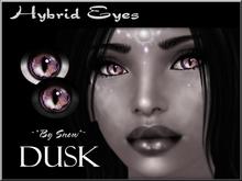~*By Snow*~ Hybrid Eyes (Dusk)