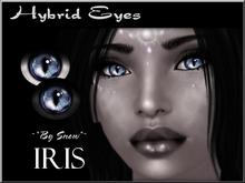 ~*By Snow*~ Hybrid Eyes (Iris)