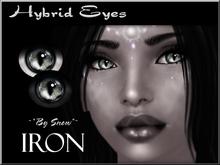 ~*By Snow*~ Hybrid Eyes (Iron)