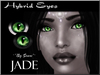 ~*By Snow*~ Hybrid Eyes (Jade)