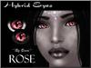 ~*By Snow*~ Hybrid Eyes (Rose)