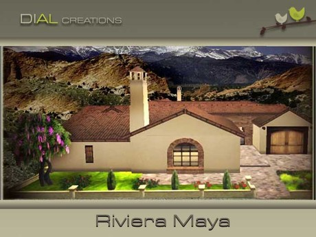 FALL MEGA SALE ONLY 999 L$! Luxury Mediterranean Villa - Riviera Maya