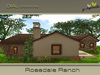FALL MEGA SALE ONLY 999 L$! Mediterranean Luxury Home - 'Rosedale Ranch '