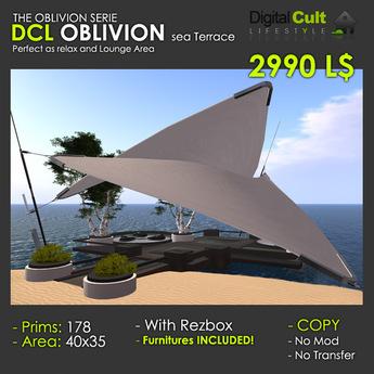 *** DCL OBLIVION sea Terrace