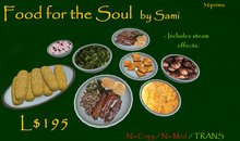 Food for the soul by sami