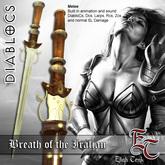 DIABLOCS Breath of the iranlian 2Hand BOX