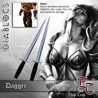 DIABLOCS Dagger BOX