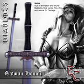 DIABLOCS Sawian Honour 2Hand BOX