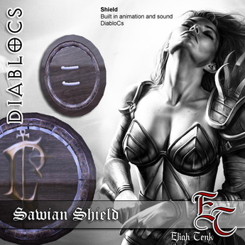DIABLOCS Sawian Shield BOX