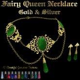 Ashira's Queen Titania Necklace