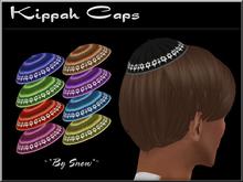 ~*By Snow*~ Kippah Caps