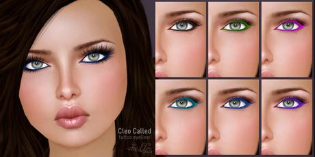 cheLLe (eyeliner) Cleo Called