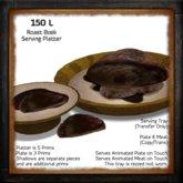 Roast Bosk Serving Platter