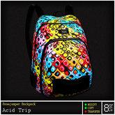 *Zanzo* Acid Trip Backpack