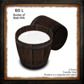 Bucket of Bosk Milk