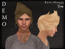 RAW HOUSE :: Bromo Hair DEMO