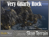 Skye Terrain Textures - Very Gnarly Rock 44 x 2 Full Perms Rock Terrain Textures