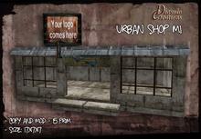 [dc] Urban Shop m1