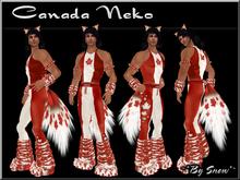 ~*By Snow*~ Canada Neko (Men's)