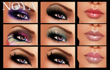 **NOYA** 1 WEEK PROMO SALE - 9 Make Up Options