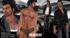 .::NOON::. Nash Male shape - NOON Men shapes line