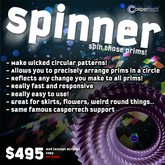 CasperTech Spinner - Spin those prims!
