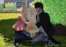 Candii Kitten- Family Kiss