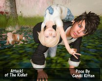 Candii Kitten- Attack Of The Kidlet 2011
