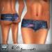 VF USA Jeansshorts