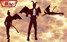 Demon / Diablo / Diable / Devil Outfit .:Promo:.