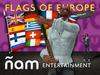 Flags of Europe ÑAM