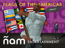 Flags of the Americas ÑAM