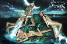 [LA] Mermaid Rocks - Multipose  [Boxed]