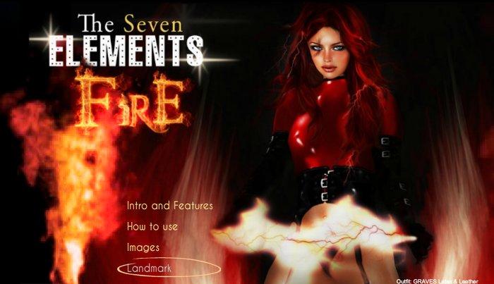 """[LA] LOSTANGEL: The Seven Elements """"Fire"""""""