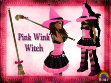 *Boof. Pink Wink Witch