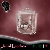 .!CN!. Jar of Leeches