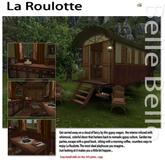 Belle Belle La Roulotte
